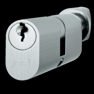 oval lock
