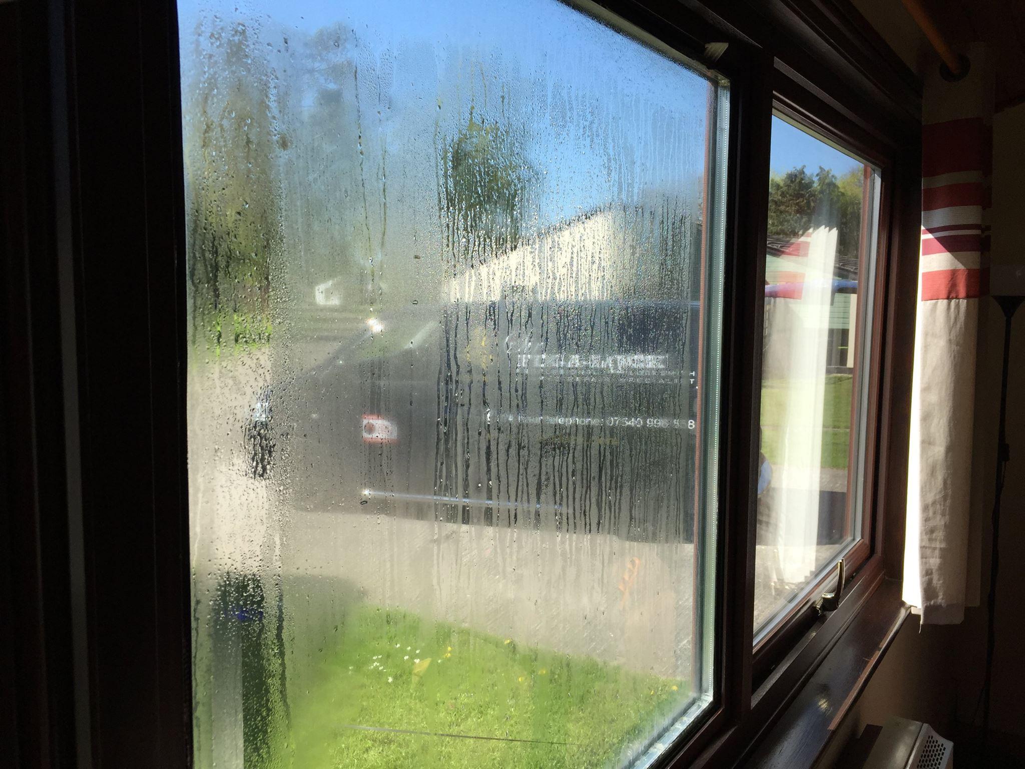 Upvc Window Condensation